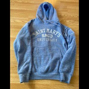 Small saint marys university hoodie